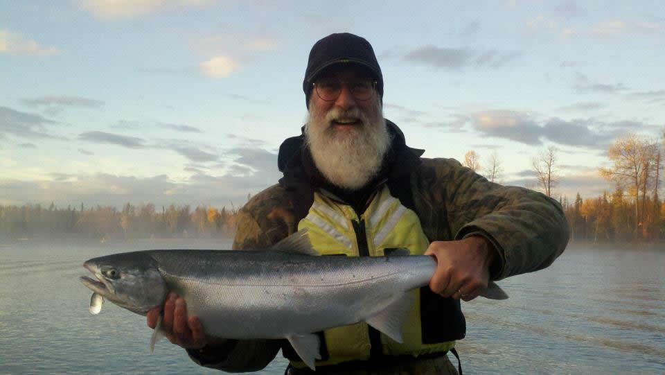 5 Reasons that Fall is my Favorite Time on the Kenai