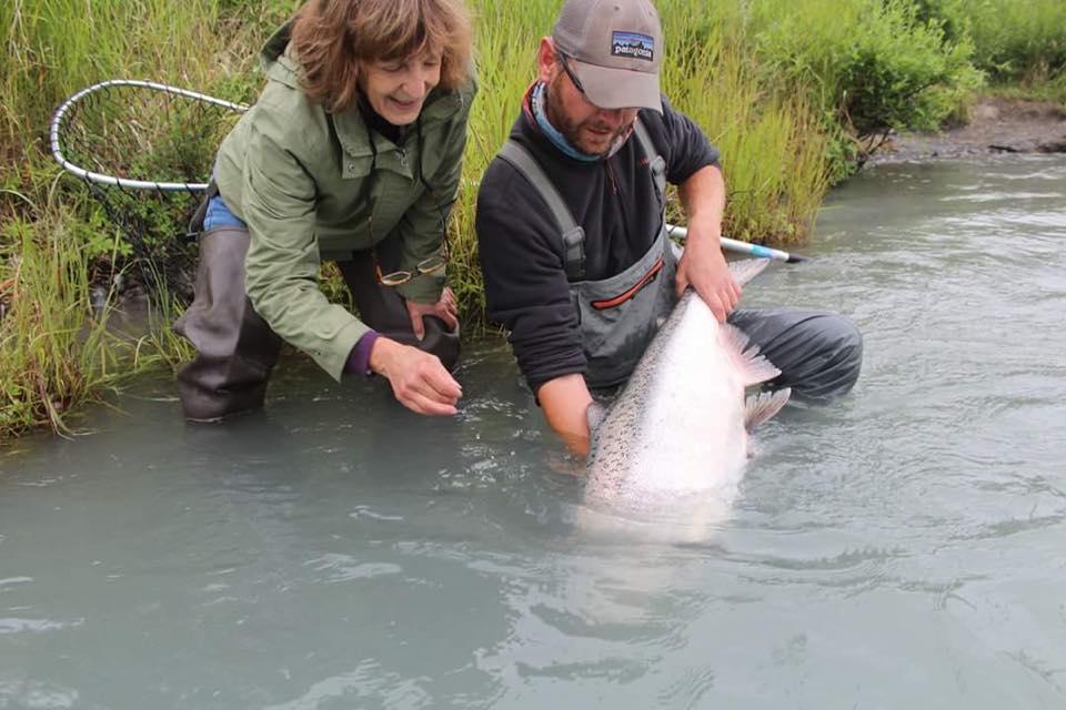 Spotlight: Lower Kasilof River